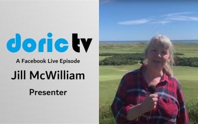 Doric TV – – Jill McWilliam on Facebook – No. 1