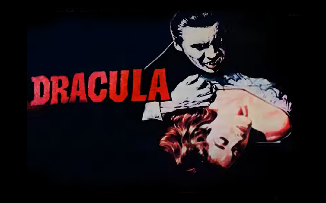 What has Dracula and Doric got in common?