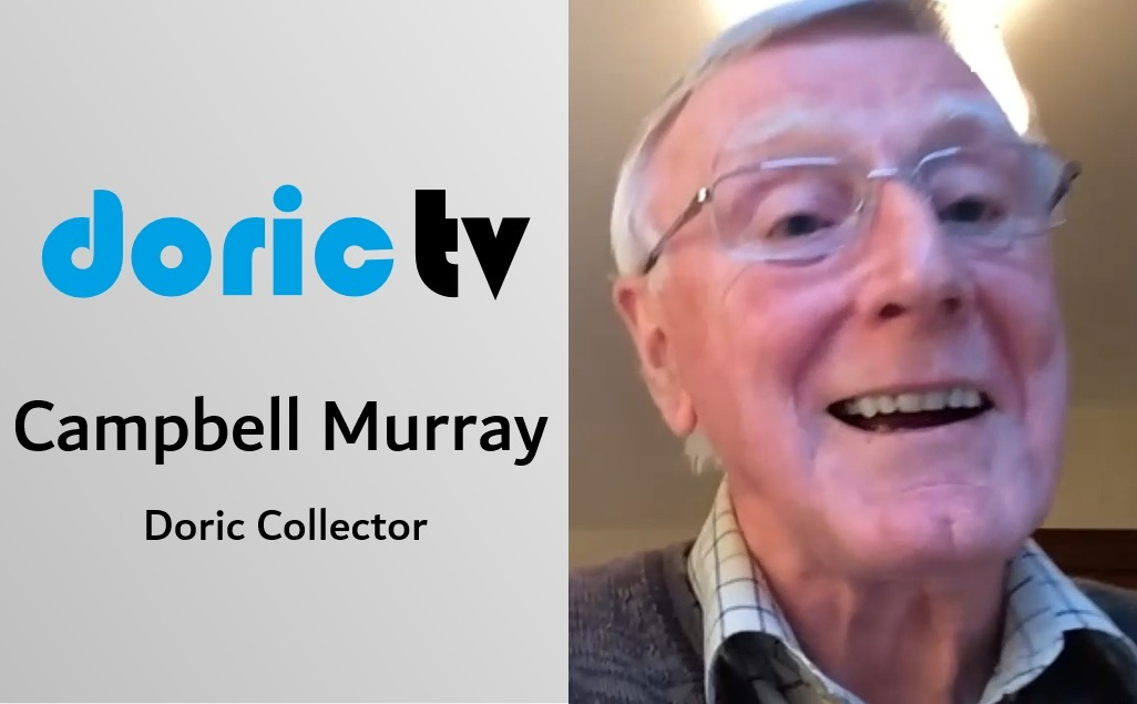 Campbell Murray –  The Doric  Poet  Fae The Toon!