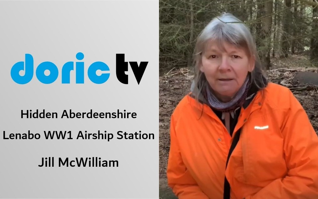 Doric TV – Walking – Hidden WW1 Airship Station