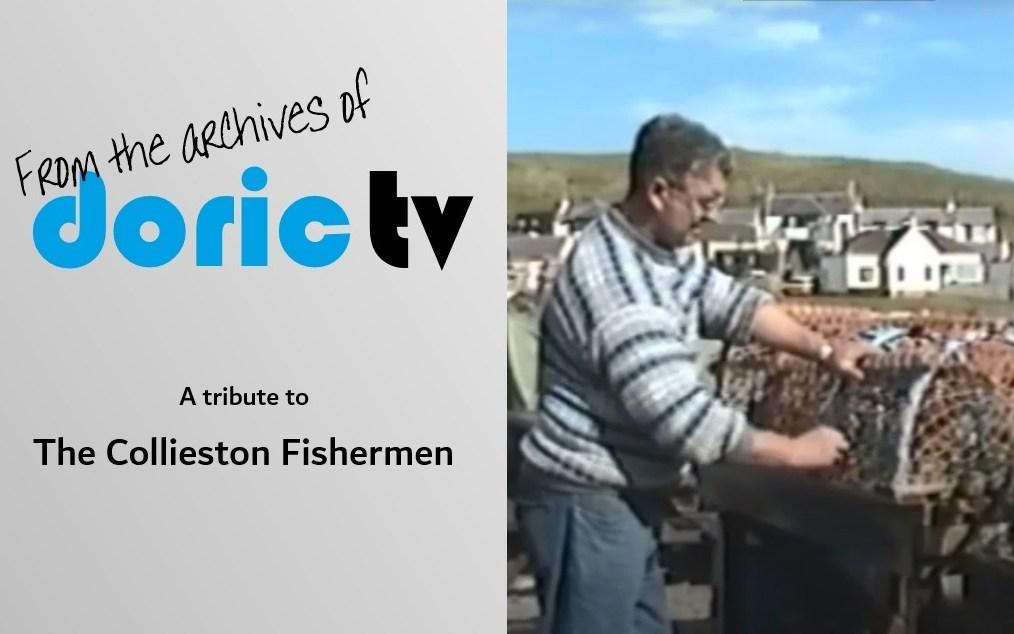 Doric TV – A Tribute To The Collieston Fishermen