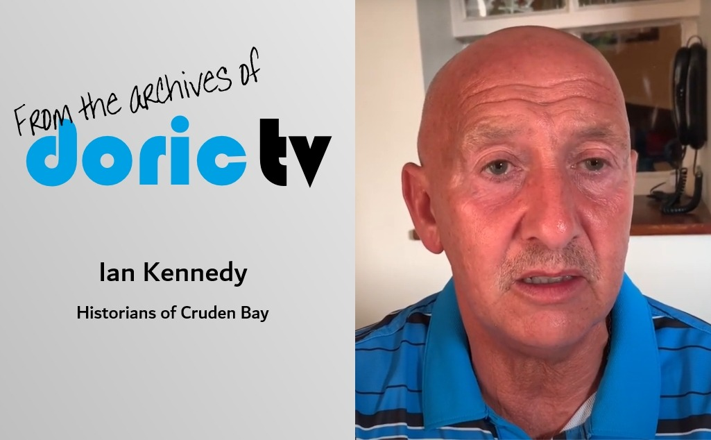 Doric TV – Ian Kennedy from Peterhead.