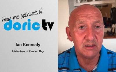 Doric TV – Ian Kennedy from Peterhead.