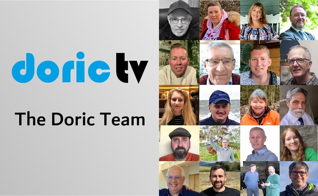 Doric TV – Language and Culture  The Doric Team