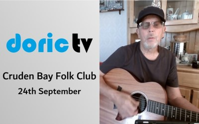 Cruden Bay Folk Club – Virtual Session 24th September