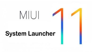 Photo of MIUI 11 Launcher for Xiaomi & Redmi devices