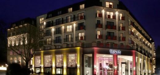 Das Dorint Hotel Maison Messmer Baden-Baden, Ihr 5-Sterne Luxushotel in Baden-Baden.