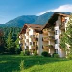Aussenansicht Dorint Sporthotel Garmisch-Partenkirchen