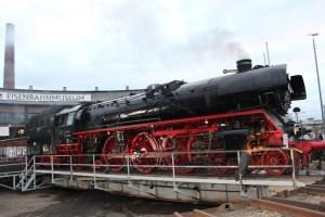 Dampfloktreffen in Dresden 2012