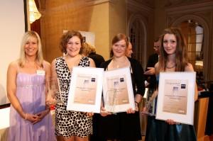 Dorint Oskar 2012 - Gewinner Hotelfachleute
