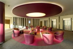 Nachhaltigkeit im Hotel - Kongressfoyer Dorint Kongresshotel Mannheim