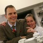 Julia und Constantin von Deines - Dorint Hotel Seefeld Bild: (c) Kerstin Junker – Dorint Hotels & Resorts