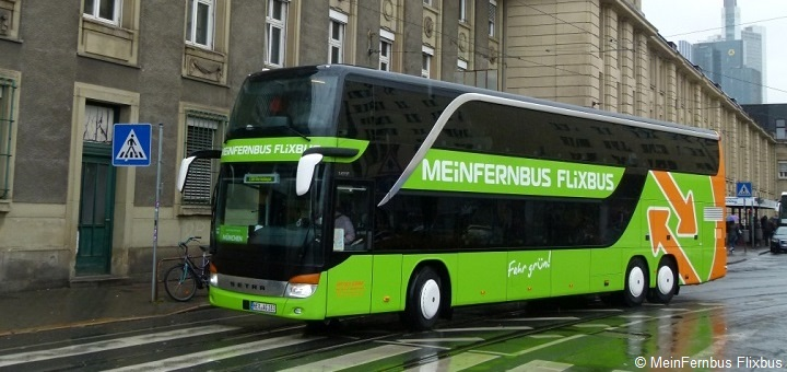 meinfernbus flixbus news der woche. Black Bedroom Furniture Sets. Home Design Ideas