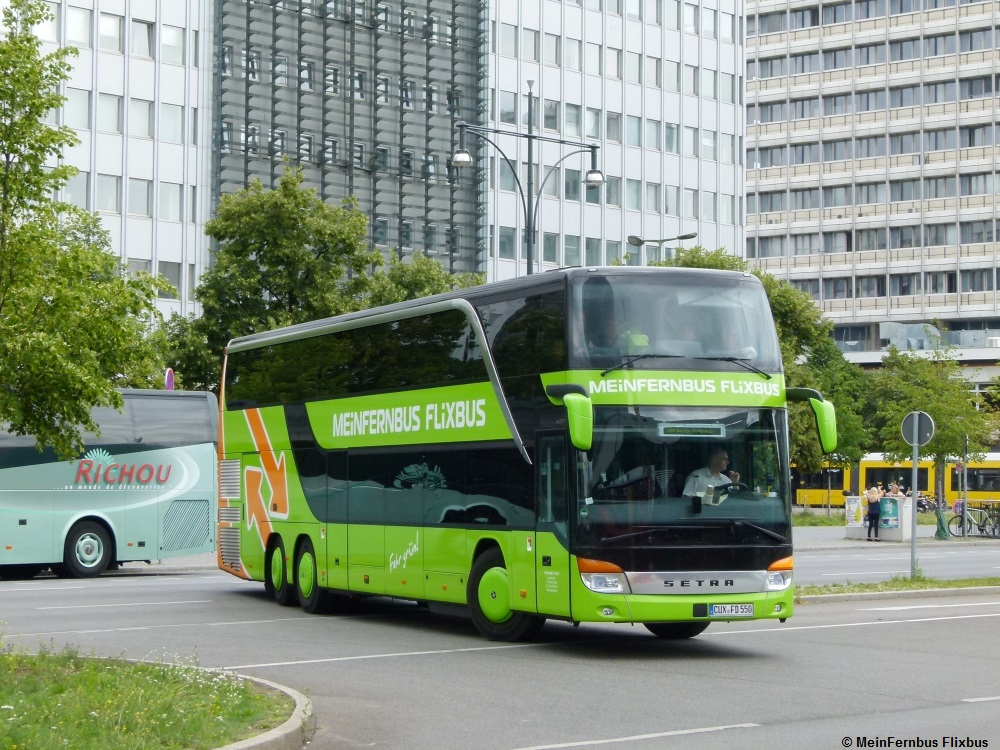 meinfernbus flixbus kommt nach pasewalk dorint. Black Bedroom Furniture Sets. Home Design Ideas