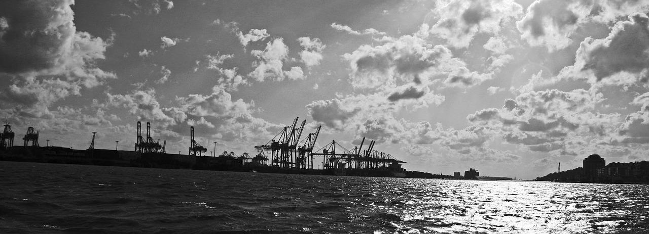 hamburg tourismus Hafen panorama