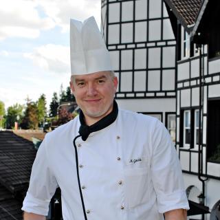 Martin Gödde ist Küchenchef im gastgebenden Dorint Hotel & Sportresort Winterberg/Sauerland.