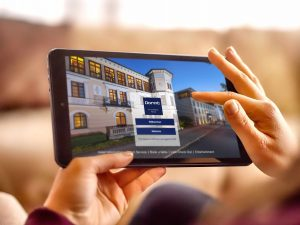Deutlicher Schritt in eine digitale Zukunft: Bis Ende des Jahres sind bereits 10 Dorint Hotels mit SuitePads ausgestattet ©SuitePad GmbH