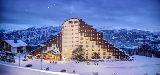 Das Vier Sterne Hotel bleibt für 20 weitere Jahre ein Dorint Blüemlisalp Beatenberg/Interlaken.