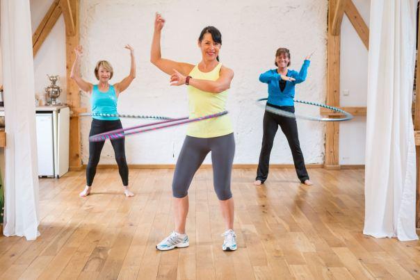 Hoopin Fitness