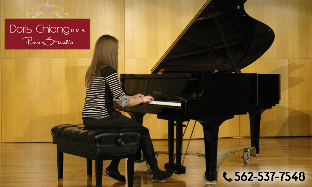 best piano lessons in westminster