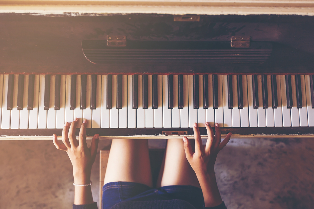Beginners Piano Lessons