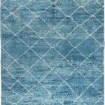 Decorating With Blue Area Rugs And Carpets By Dlb New York
