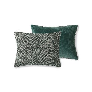 JACQUARD WEAVE CUSHION ZIGZAG // pre-order February
