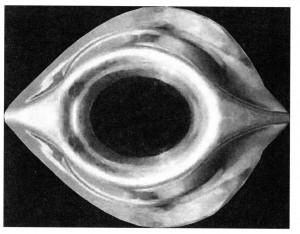 Vulva:Auge von Mekka