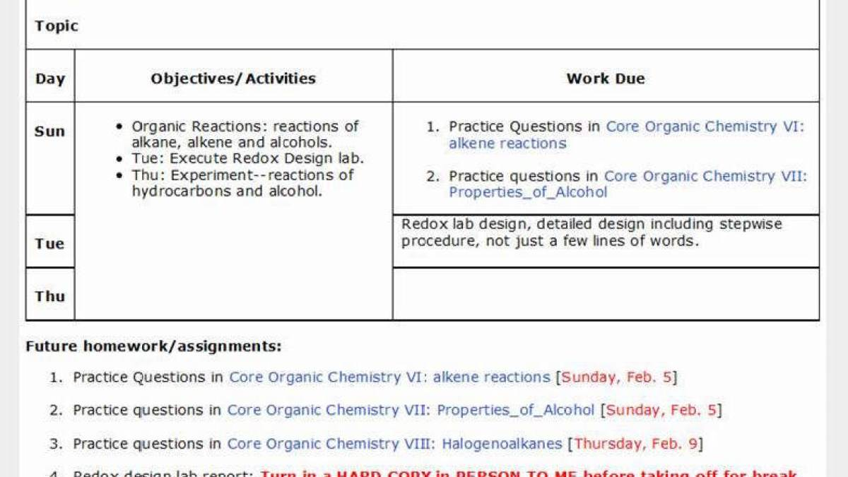 moodle lab due date screenshot