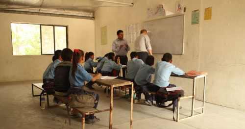 Grade 5 Science at Jana Uddhar: Life Processes