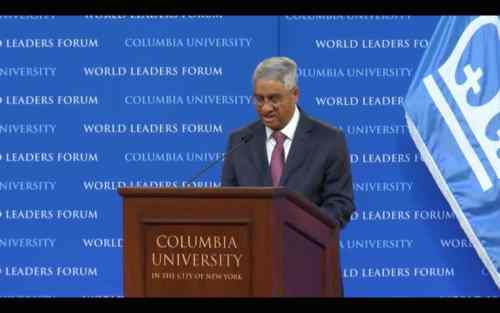 "Nepali PM Deuba: ""Nepalese people are so brave…they are coping as if nothing happened. […]Trauma? There is no trauma"""