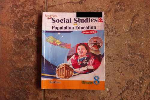 "Grade 8 Social Studies Textbook: The Caste System Is a ""small"" Issue"