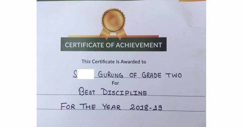 "Child Rearing and Education: ""Best Discipline"" Through No ""Disciplining"""