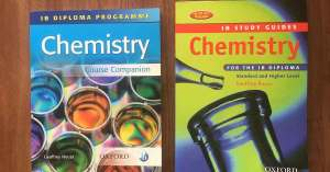 IB Dip Y2 Chemistry PowerPoint Slides and More