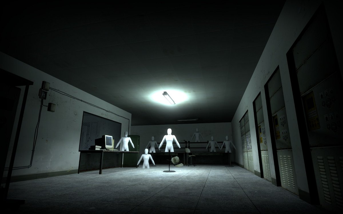 Five Creepy PC Games to Brown your Trousers | Dorkadia