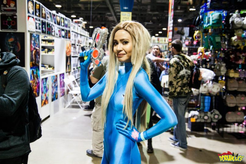 Taken at Long Beach Comic Expo 2017. Photo by Neil Bui.