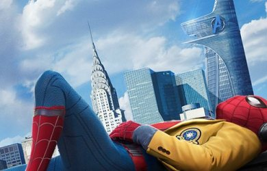 Spider-Man: Homecoming is set for release July 7th, 2017.