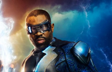 Cress Williams as Jefferson Pierce, the hero known as Black Lightning.