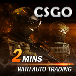 Get Skins 2 mins with auto-trading