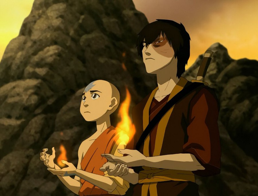 In the end, Zuko makes the crucial decision to turn against his father and everything he has ever known. Photo: Nickelodeon/Avatar: The Last Airbender