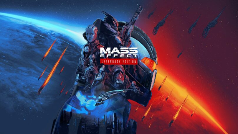 Get ready for Mass Effect Legendary Edition!