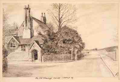 WH Dinnage, The Old Vicarage, Vincent Lane