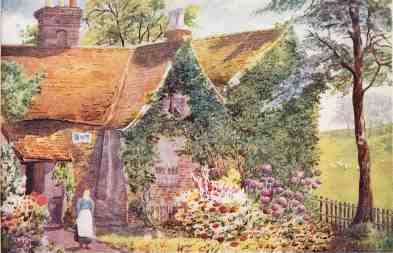 G Gardiner, Shepherd's Cottage, The Nower