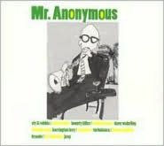 Mr. Anonymous - Mr. Anonymous