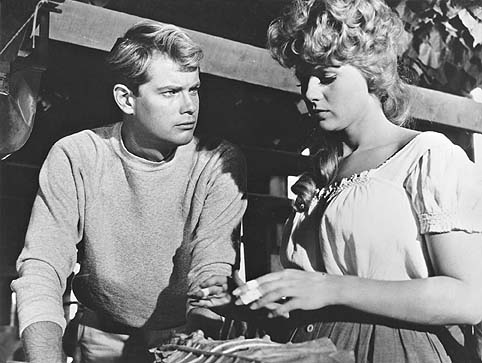 Connie Stevens in Parrish