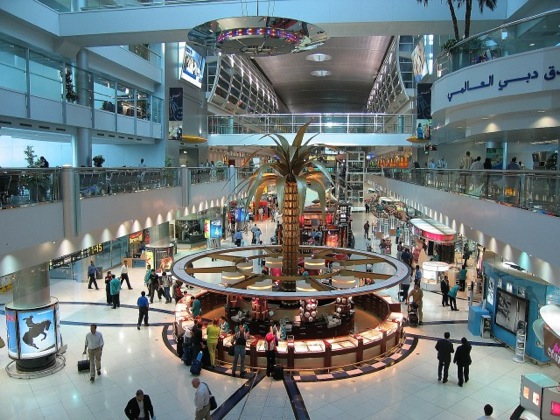Shopping Mall in Dubai