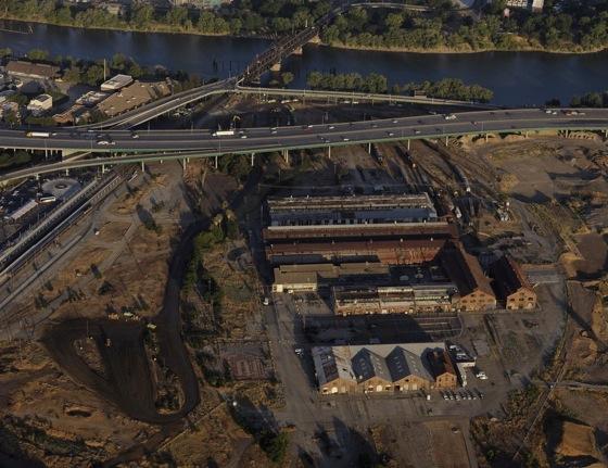 Sacramento Railyards