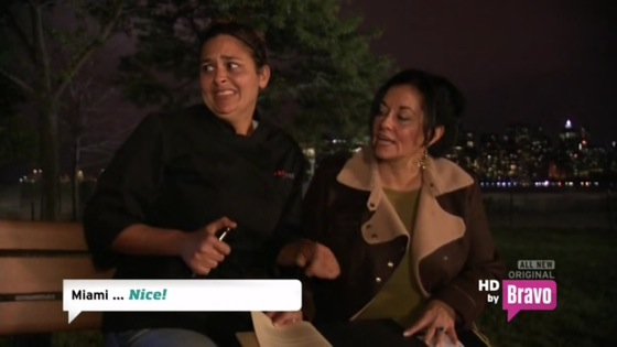 """Antonia Lofaso On Being Related To Michael Isabella (From """"Top Chef"""")"""