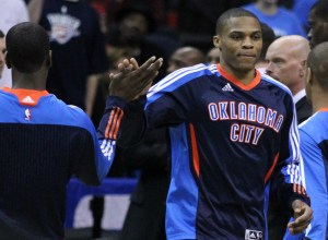 Russell Westbrook (Wizards v/s Thunder 03/14/11)