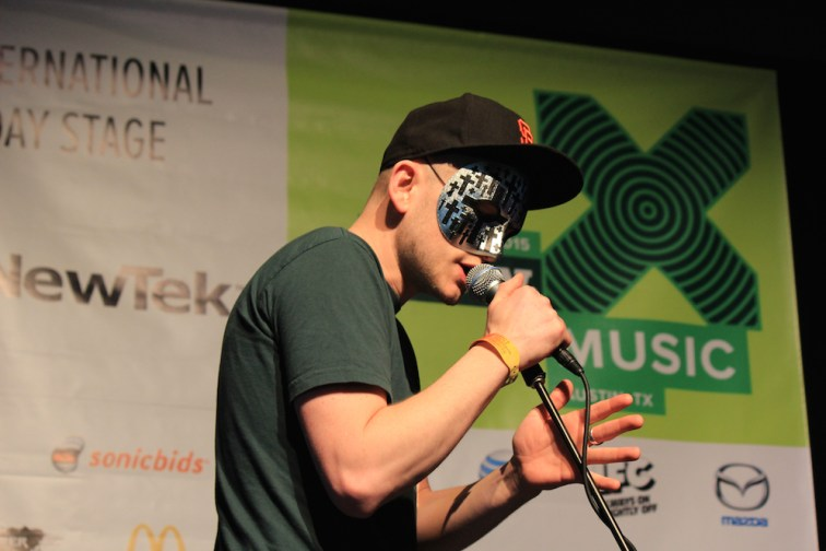 Brolin Performs at SXSW Music Festival 2015
